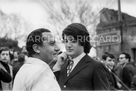 De Sica Cristian con Alberto Sordi 1970 -106