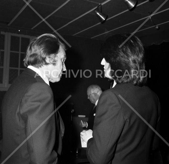 De Sica Cristian con Franco Fabrizi 1971-100