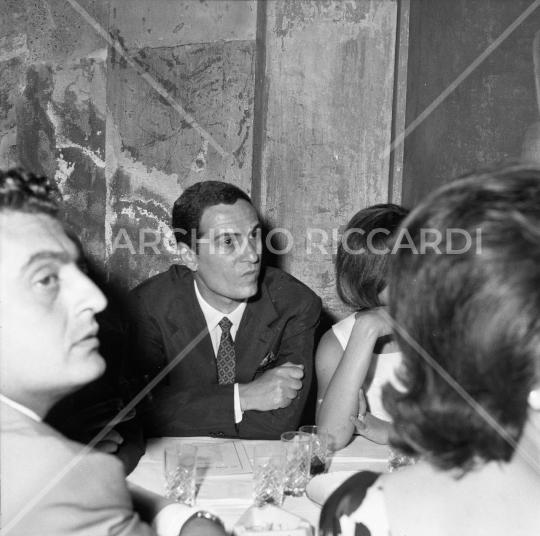 NinoManfredi - 1963 - premio Strega con Erminia Manfredi  - 145
