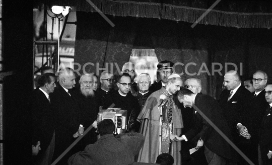 Montini Giovanni - Papa Paolo VI (1)